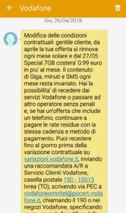 Vodafone Comunicazione