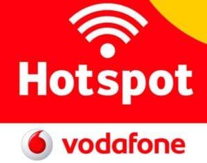 Vodafone Hotspot